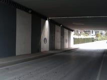 Autostrady przejście podziemne Beyoglu Istanbuł obrazy royalty free