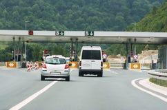 autostrady trasy wynagrodzenia przerwy dom Obrazy Royalty Free
