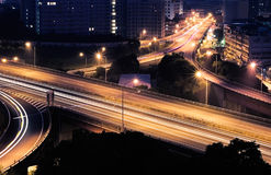 autostrady wymiana Obraz Royalty Free