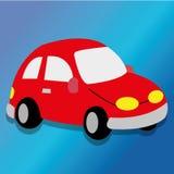 Autostuk speelgoed stock illustratie