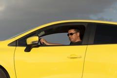 Autotür Stockfoto