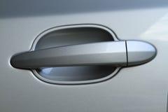 Autotürknopf lizenzfreies stockfoto