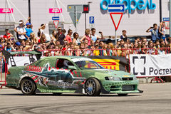 Autoteamrunde-cc$x stilisierte Militärthemen Lizenzfreies Stockbild