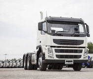 Autotruck Royalty Free Stock Photos