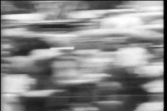 Autounfall während Indy 500, Indianapolis Motor Speedway stock video