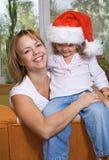 Autour du temps de Noël images libres de droits