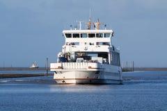 Autoveerboot Royalty-vrije Stock Afbeelding
