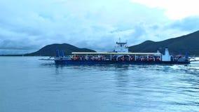 Autoveerboot Stock Afbeelding