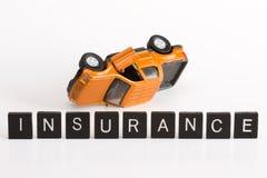 Autoversicherung Lizenzfreie Stockbilder