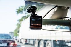 Autovideorecorder lizenzfreie stockfotografie