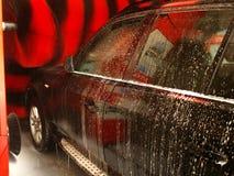 Autowasserette Royalty-vrije Stock Afbeeldingen