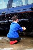 Autowasserette Stock Fotografie