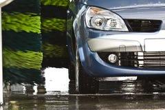 Autowasserette Royalty-vrije Stock Fotografie