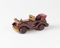 Autoweinlesespielzeug Stockfoto