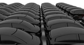 Autowiederverkäufer Lizenzfreies Stockbild