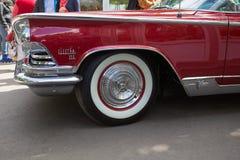 Autowiel Buick bij de show van de auto's van inzamelingsretrofest royalty-vrije stock foto's
