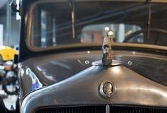 Autoworld博物馆, Brusells,比利时, 2016年7月10日 免版税库存照片