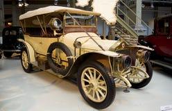 Autoworldmuseum, Brussel, België, 10 juli 2016 Royalty-vrije Stock Foto