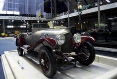Autoworldmuseum, Brussel, België, 10 juli 2016 Royalty-vrije Stock Afbeelding