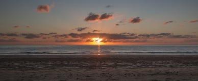 Autralian海滩 图库摄影