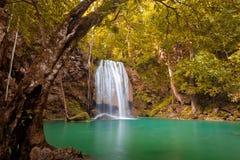 Autuam Waterfall Stock Image