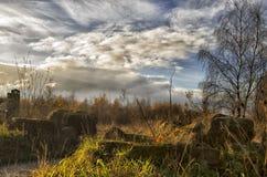 Autum landscape Stock Images