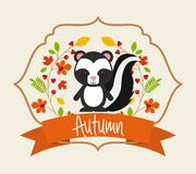 Autum season Royalty Free Stock Photos