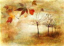 Autumn stock illustration