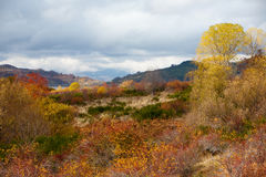 Autumn in Abruzzo Royalty Free Stock Image