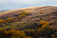 Autumn in Abruzzo Royalty Free Stock Photos