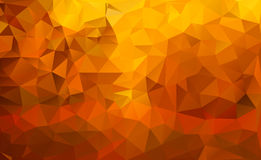 Autumn Abstract Background. Abstract background with colors of autumn leafs Stock Photography