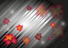 Autumn abstract background. Vector illustration vector illustration