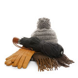Autumn Accessories Stock Image