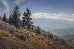 Autumn alpine wilderness Stock Images