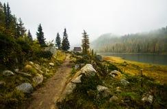Autumn Alps Stock Photo