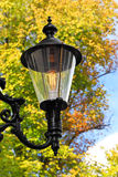 Autumn in Amsterdam Royalty Free Stock Images