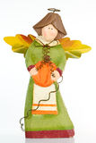 Autumn Angel Stock Images