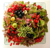 Autumn arrangement Royalty Free Stock Photography