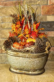 Autumn Arrangement Stock Image