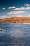 Autumn at Arshan, China. Chinas Inner Mongolia aershan the autumn scenery Royalty Free Stock Images