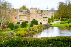 Autumn At Forde Abbey Dorset England In Autumn Royalty Free Stock Photography