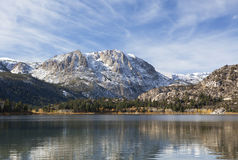 Free Autumn At June Lake In California Royalty Free Stock Image - 19722376