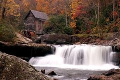 Free Autumn At The Grist Mill Stock Images - 1434194