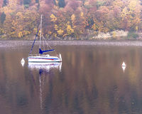 Free Autumn At The Lake Stock Images - 34434994