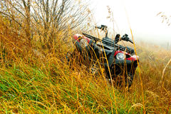 Autumn ATV  Stock Photo