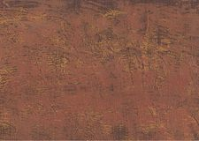 Autumn background. A brown painted background suitable for autumn sobjects Stock Images