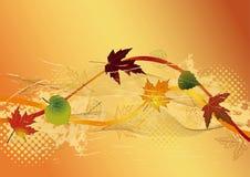 Autumn background. Royalty Free Stock Photos