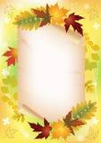 Autumn background. Stock Photos