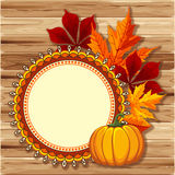 Autumn background Royalty Free Stock Image