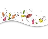 Autumn Background Fotografía de archivo
